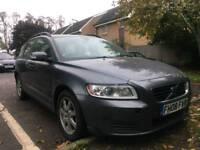 2008/08 REG VOLVO V50 1.8S ESTATE ** GREAT FAMILY CAR ** £2250.00 **