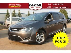 2017 Chrysler Pacifica TOURING-L PLUS | NAV | HEATED SEATS & STE