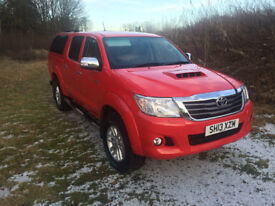 Toyota Hilux Invincible 3.0ltr