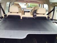Landrover discovery load cover