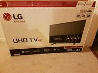 LG HD 43 inch TV 43UH603V