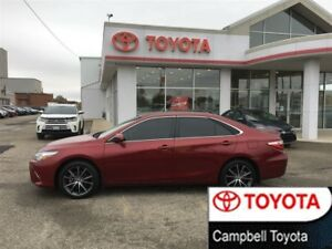 2015 Toyota Camry XSE--NAVIGATION--SPORT ALLOYS--HEATED INTERIOR