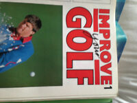 """Improve Your Golf"" magazines"