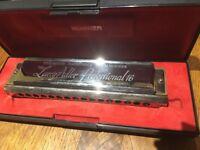 Larry Adler chromatic 16 harmonica