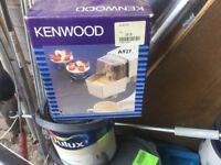 KENWOOD CHEF Creamer attachment