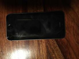 iPhone 5s 32gb - locked Black and Silver