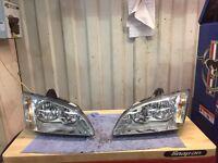 Ford Focus Mk2 2005-2008 headlights