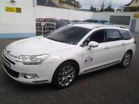 Citroën C5 Tourer HDi 135 FAP Automatik Exclusive