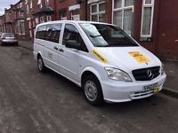 MERCEDES VITO (TAXI PLATED) For Sale