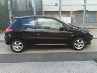 For sale Peugeot 206,1.1petrol,some history,swap audi,BMW,VW,diesel