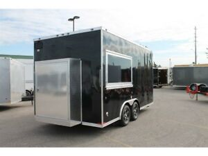 2019 Stealth Trailers Al Fresco 8.5x16 Concession Trailer