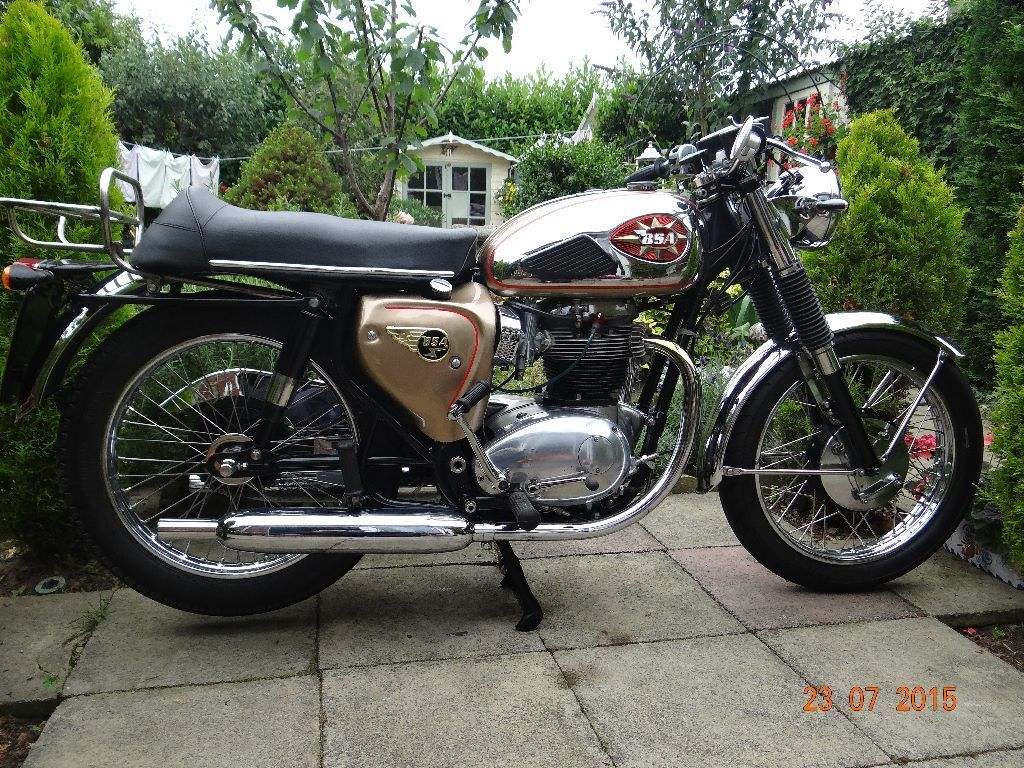 Classic Restored 1965 Bsa A65 Lightning In Goole East