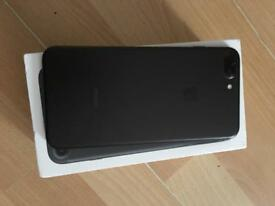 IPHONE 7 128gb MATT BLACK UNLOCKED USE ANY SIM. Boxed