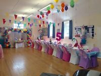 Themed children's party specialists/ bouncy castle hire