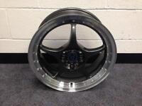 "17"" Audi, Toyota celica Alloy wheels"