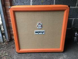 ORANGE PPC 412 GUITAR SPEAKER CABINET