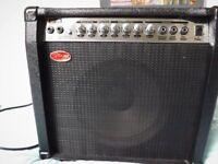 Amplifier Stagg CA-50R 40 watt