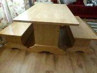 Heavy quality Children's Table and Bench Set