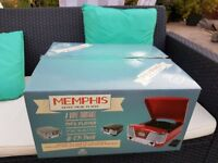 Memphis retro music player brand new in box.