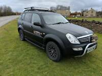 Ssangyong Rexton 2.7 Auto, ToD, Resident Evil, Umbrella Corporation low millage for age