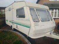 Abbey Caravan - 5 Berth