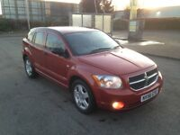 Dodge Caliber 1.8l petrol SXT in great condition
