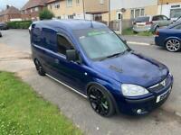 Vauxhall combo b204