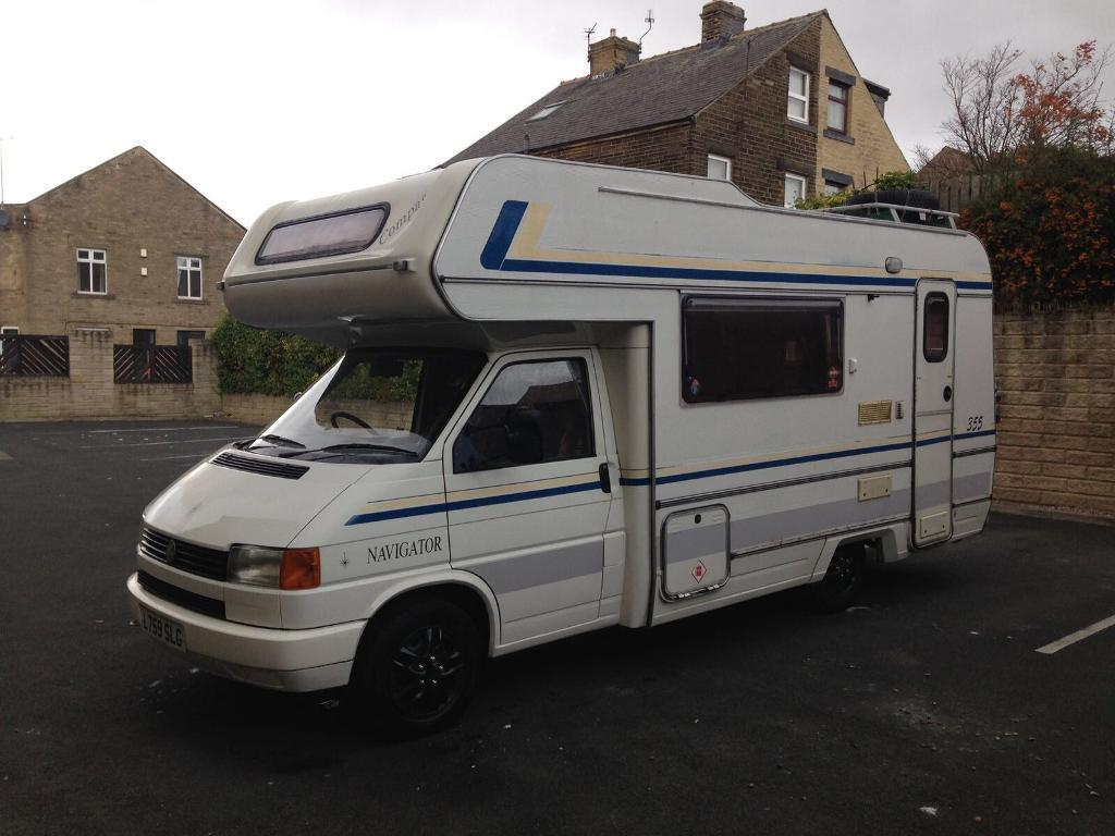 VW TRANSPORT 2.4 DIESEL 4 BERTH COMPASS NAVIGATOR 355