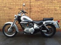 Suzuki VL125 INTRUDER LC125 125cc *Immaculate & Low Mileage*