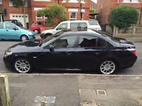 Bmw520d m sport very good condition quick sale