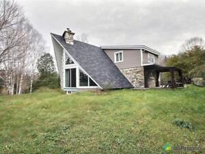 250 000$ - Maison à un étage et demi à vendre à Mont-Trembla