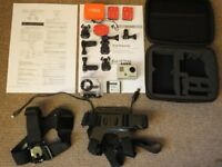 GOPRO HERO - WITH ACCESSORIES ((( PRICED FOR QUICK SALE )))