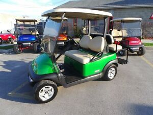 2012 club car Precedent 48VOLT  ELECTRIC  GOLF CART