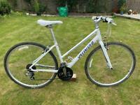 Specialised vita hybrid ladies bike