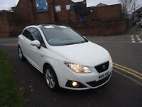 2011 SEAT IBIZA CHILL 1.4 PETROL COME WITH 12 MONTHS M AND 3 M ENGINE AND GEA...