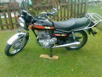 1981 Honda cm200 motorcycle