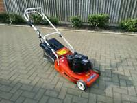 Mountfield key start 16inch petrol rear roller lawnmower