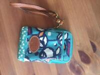 Fossil phone case and secure strap