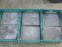 "95+ reclaimed Welsh roofing slates 10""x 13"""
