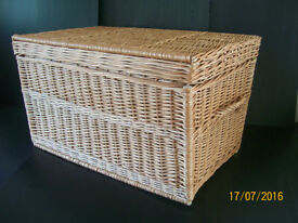 New large storage wicker basket 50x50x80