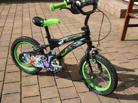 Ben 10 Uktimate Alien Bike