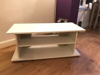 TV stand for TV up to 43 inch - one year old