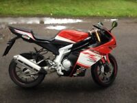 RIEJU RS3 125 NEED IT GONE ASAP