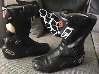 SIDI motobike boots size UK11