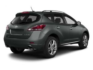 2014 Nissan Murano SL Local Trade, Low kms.