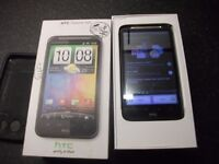 mobile phone HTC Deshire hd