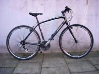 Mens Hybrid/ Commuter Bike by Specialized, Black, Medium, Good Condition, JUST SERVICED/CHEAP PRICE!