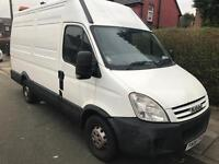 2008 08reg Iveco Daily 2.3 Turbo Diesel White