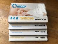 Nanny Baby Breathing Monitor + 4 sensor pads