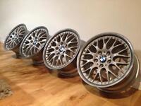 "BBS Style 42 BMW 17"" split rims 5x120 e36 e46 (Refurbished)"